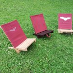 Unsere neuen Stühle :)